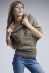Sweter Chaber mocca